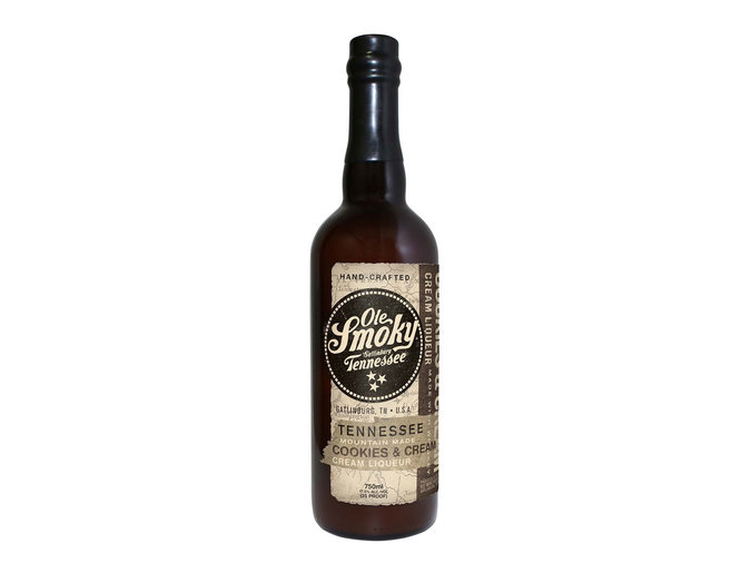 Cookies & Cream Whiskey by Ole Smoky Tennessee
