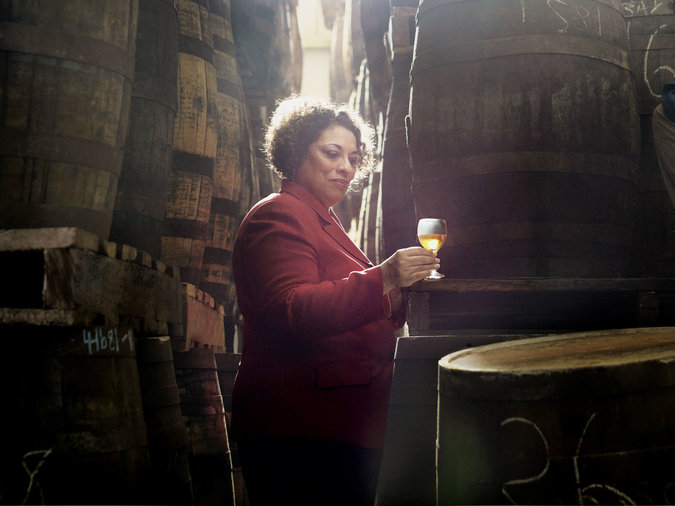 5. Joy Spence, Master Blender at Appleton Estate