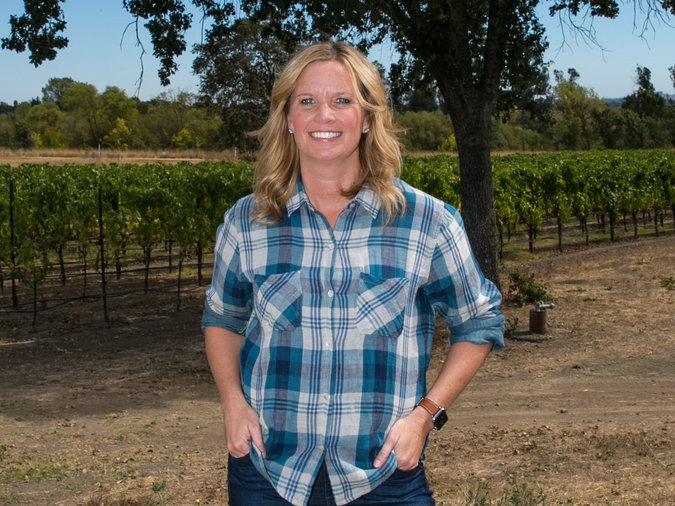 12. Karissa Kruse, President of Sonoma Winegrowers