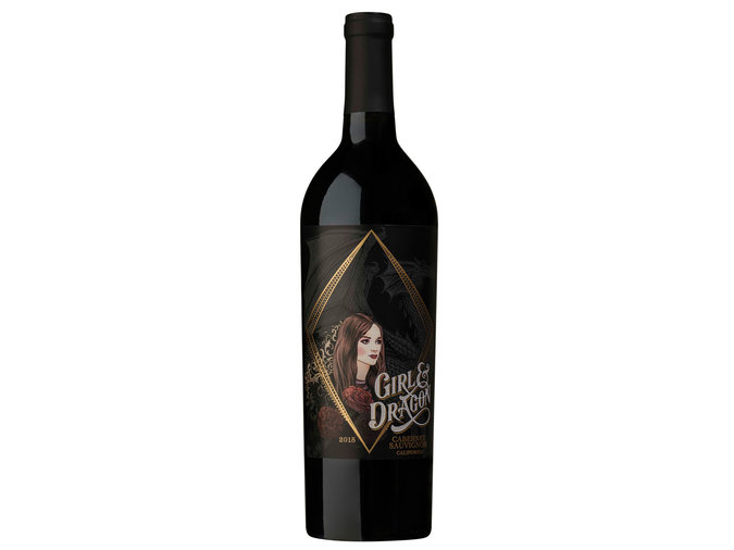 2015 Girl & Dragon Cab