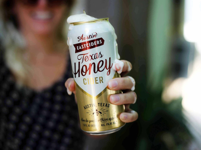 Austin Eastciders Texas Honey