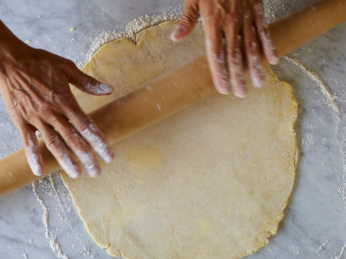 Make Pie Crust