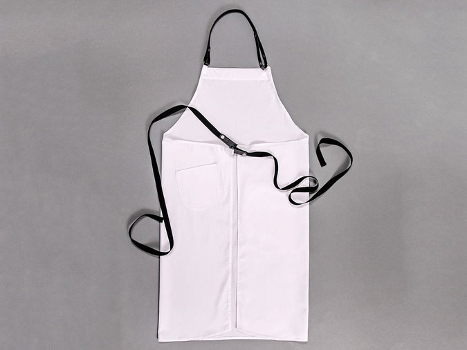Anatomy of a Chef's Apron