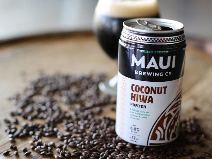Maui Brewing Coconut Hiwa Porter