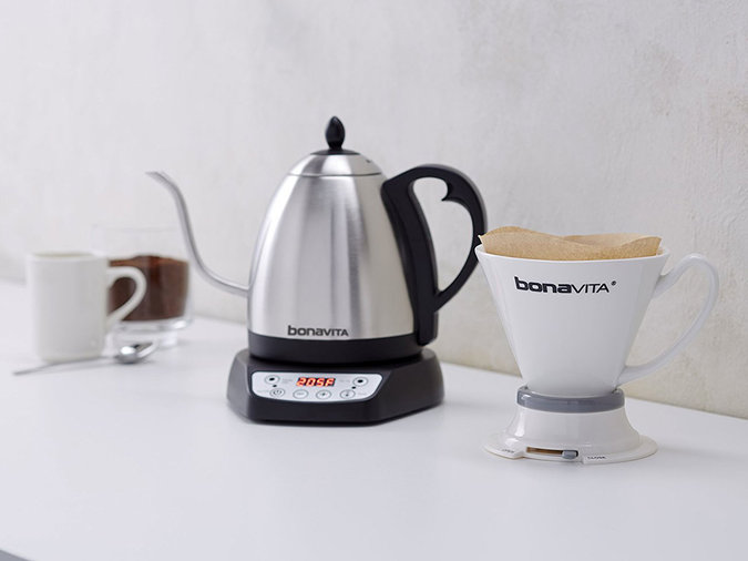 Bonavita Digital Variable Temperature Gooseneck Kettle