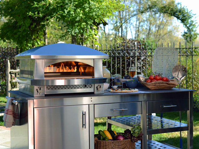 kalamazoo outdoor pizza oven