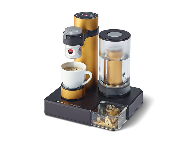 music box espresso machine