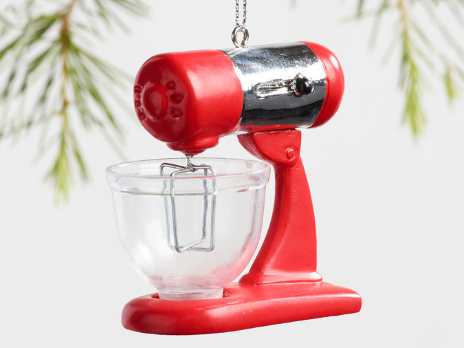 kitchenaid mixer ornament