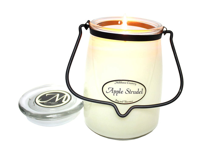apple strudel food scented candles for sale