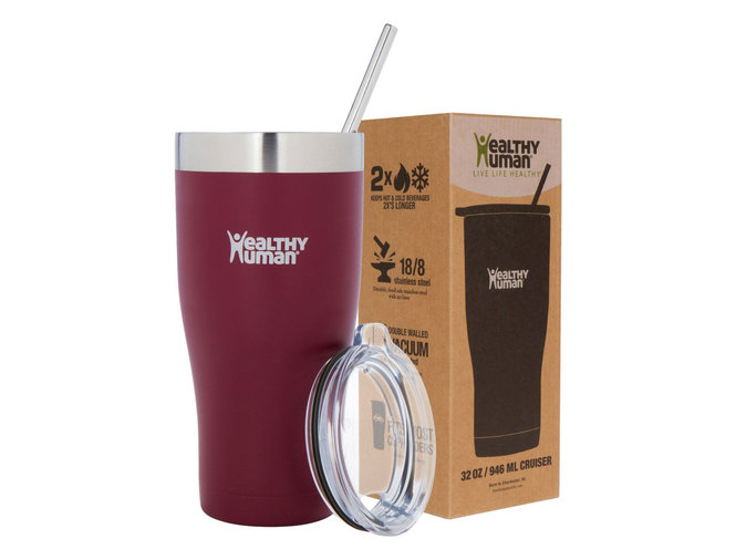 healthy human travel cup