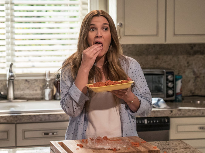 Drew Barrymore went on the  Santa Clarita Diet  and  Raw  made us terrified of vegetarians.