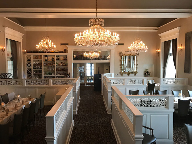 Laury's Restaurant, Charleston