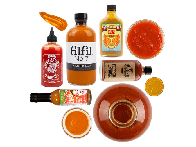 hot sauce kit by mouth