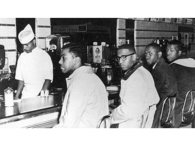 Greensboro Lunch Counter Sit-Ins, 1960