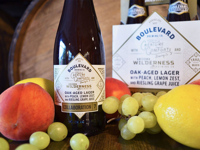 Collaboration 7 by Boulevard Brewing Co.