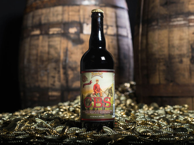 CBS by Founders Brewing Co.