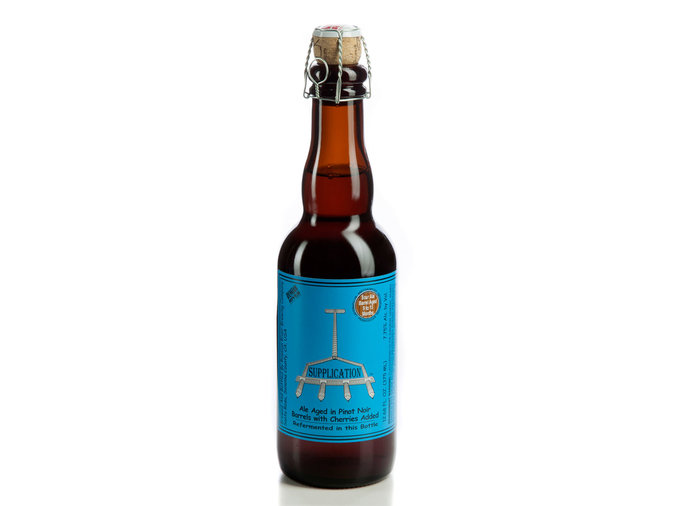 Supplication by Russian River Brewing Company