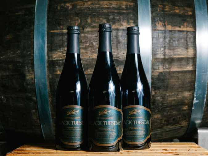 Black Tuesday by The Bruery