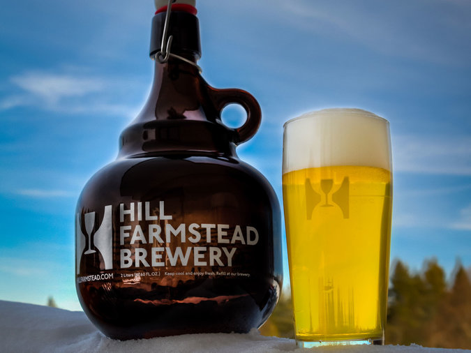 Mary by Hill Farmstead Brewery