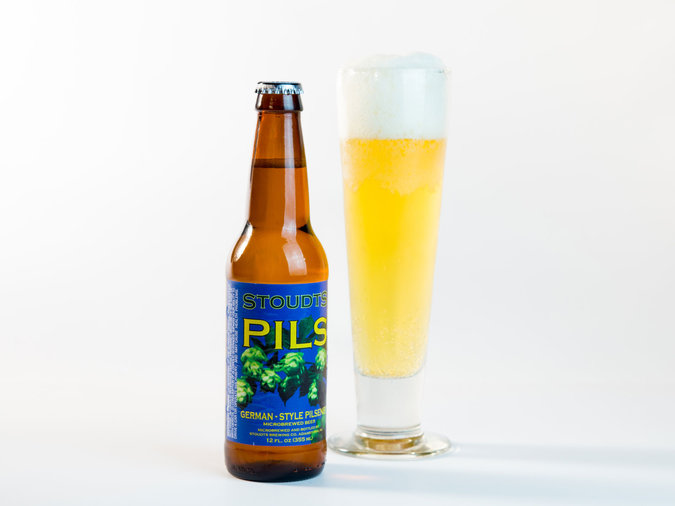 Pils by Stoudts Brewing Company