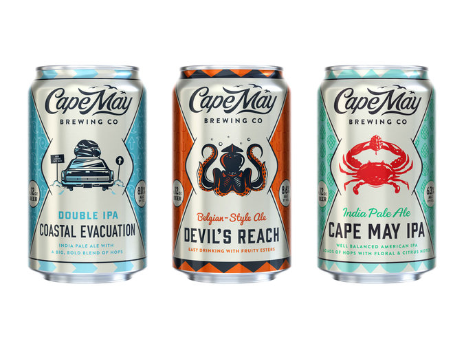 Inside The Ever Changing World Of Craft Beer Labels Food Wine