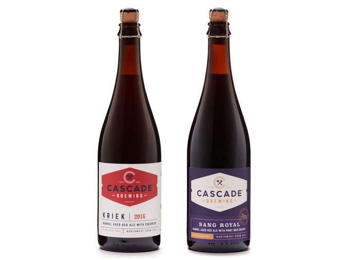 Cascade Brewing