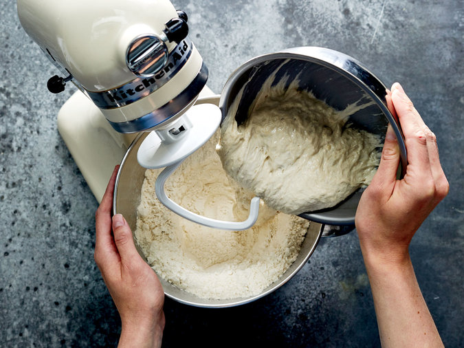 Make the Dough