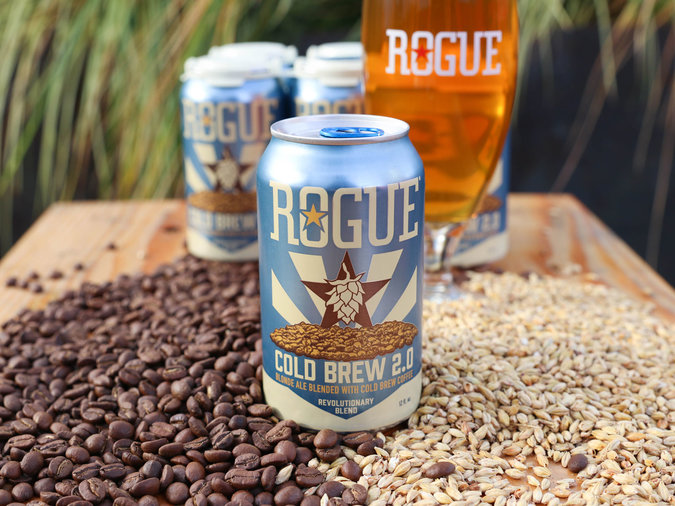 Rogue Cold Brew 2.0