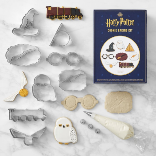 Williams-Sonoma Harry Potter Cookie Cutters