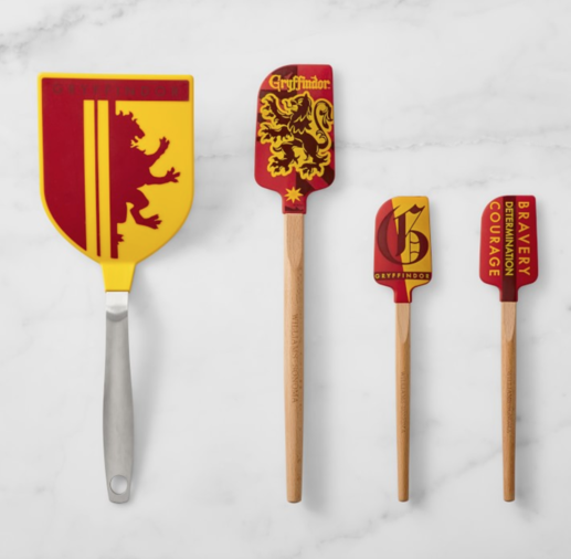 Williams-Sonoma Harry Potter spatulas