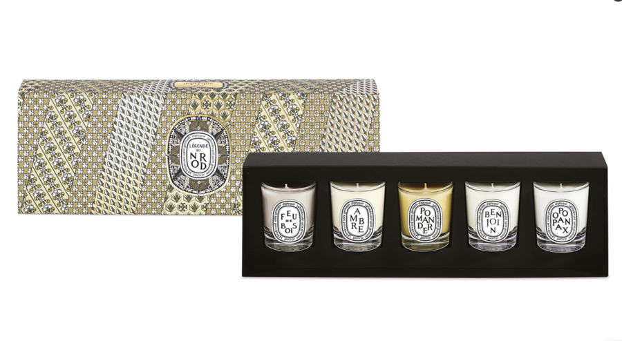 Diptyque mini candles