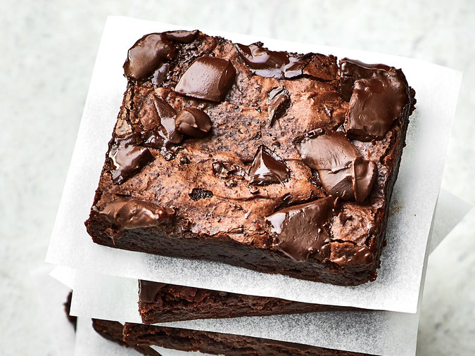 Lee Lee's Double Chocolate Chunk Brownies
