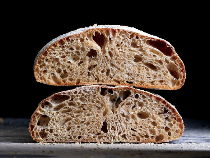 Bellegarde Bakery Ciabatta