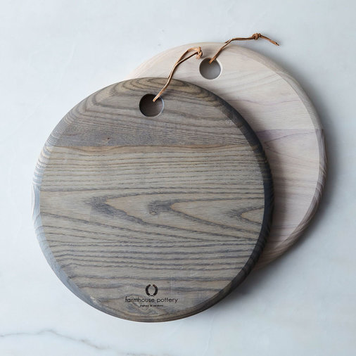 wood cheese board