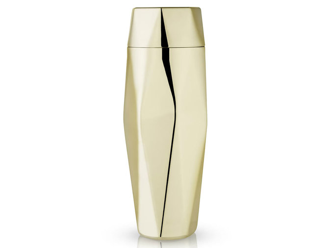 Gold Cocktail Shaker