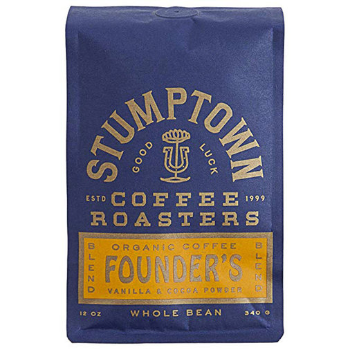 stumptown coffee beans