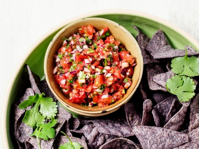 Chefs Don't Refrigerate Pico de Gallo