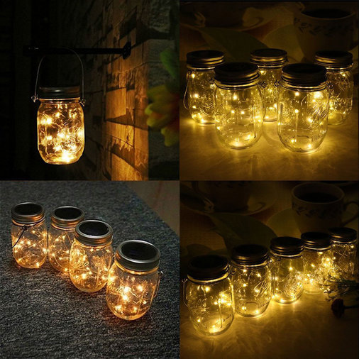Solar-Powered Lights