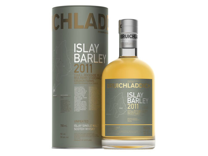 Sustainable Wines and Spirits Bruichladdich Distillery