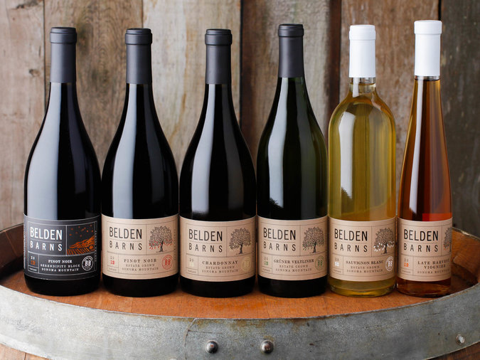 Sustainable Wines and Spirits Belden Barns