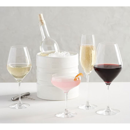 pottery barn wine chiller