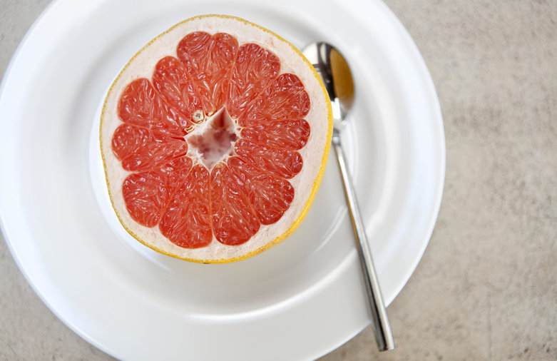 You can make grapefruit your main course