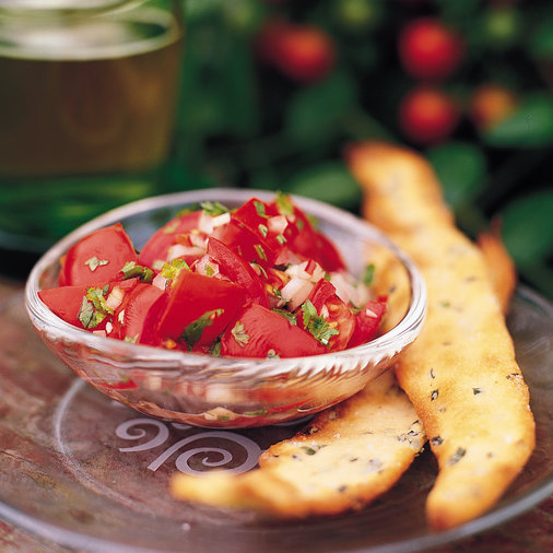 Fourth-of-July Firecracker Salsa