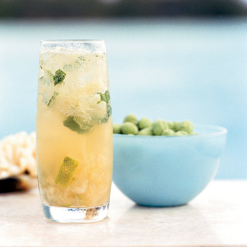 4 Minty Non-Julep Cocktails for the Kentucky Derby