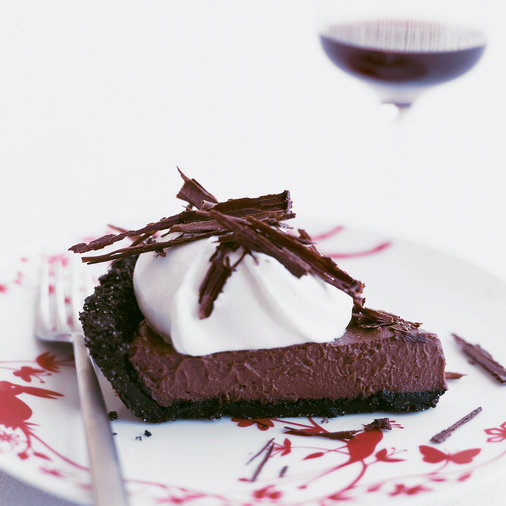 <p>Chocolate Cream Pie</p>