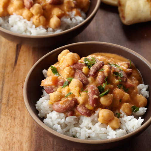 Three-Bean Dal