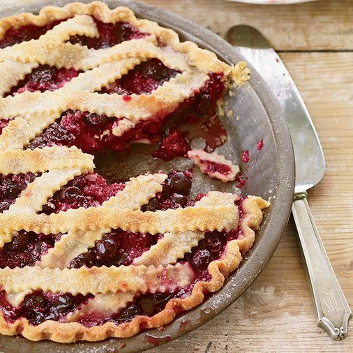 <p>Cherry-Berry Pie</p>