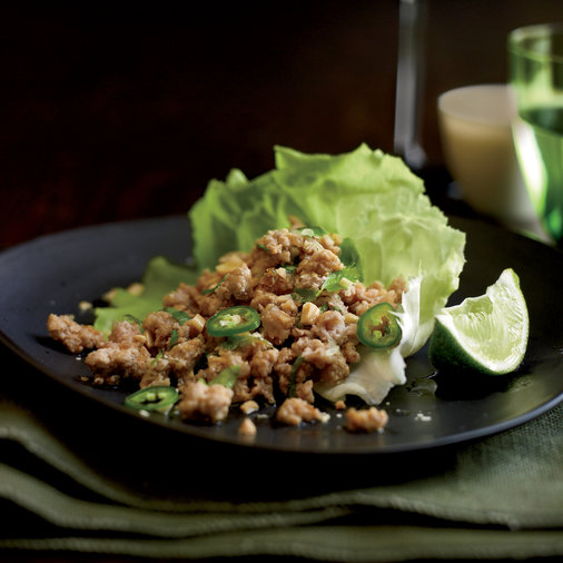 Day 28: Thai Ground Pork Salad