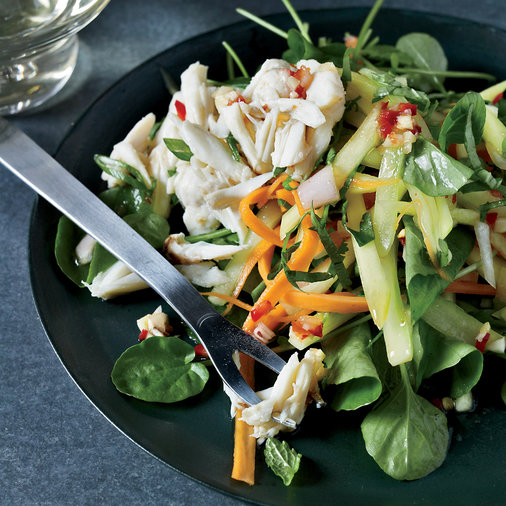 Jan. 29: Thai Crab-and-Green Mango Salad