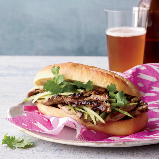 Grilled-Pork Banh Mi